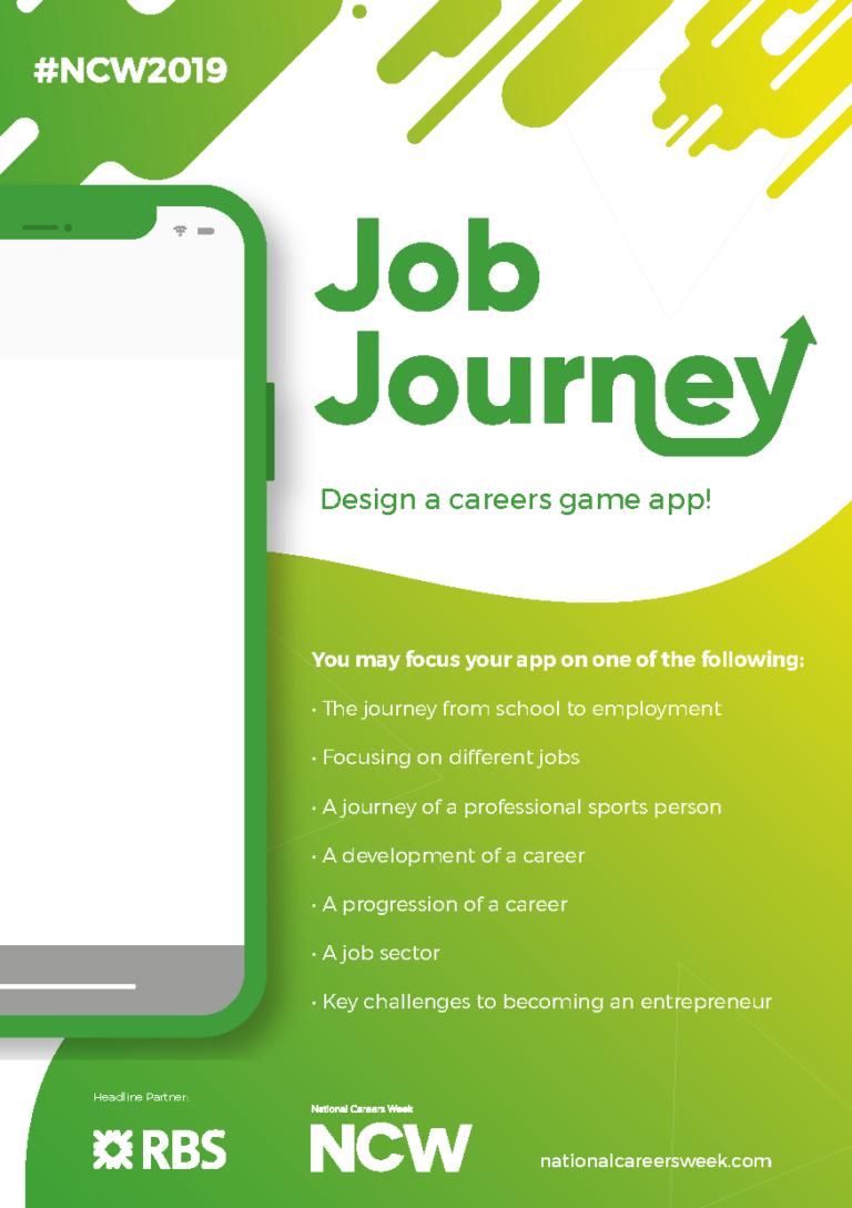 Job Journey App Challenge