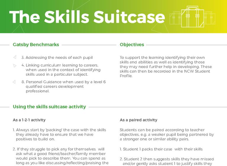 Skills Suitcase