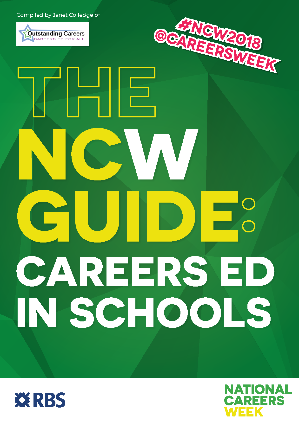 2018 Careers Ed Booklet