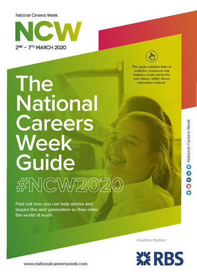 The National Careers Week Guide to 2020